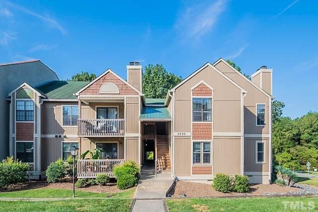 3700 Chimney Ridge Place #102, Durham, NC 27713 (#2410359) :: The Blackwell Group