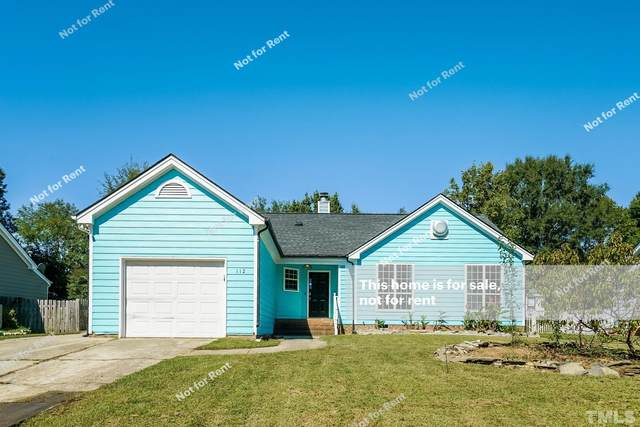 112 Heathwick Drive, Knightdale, NC 27545 (#2410411) :: Marti Hampton Team brokered by eXp Realty