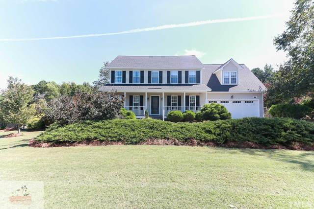 1029 Old Fairground Road, Willow Spring(s), NC 27592 (#2410420) :: The Tammy Register Team