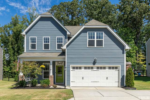 160 W Copenhaver Drive, Clayton, NC 27527 (#2410475) :: The Blackwell Group