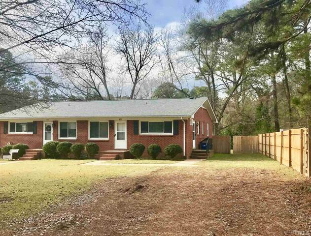 5131-5133 Lundy Drive, Raleigh, NC 27606 (#2410557) :: Marti Hampton Team brokered by eXp Realty