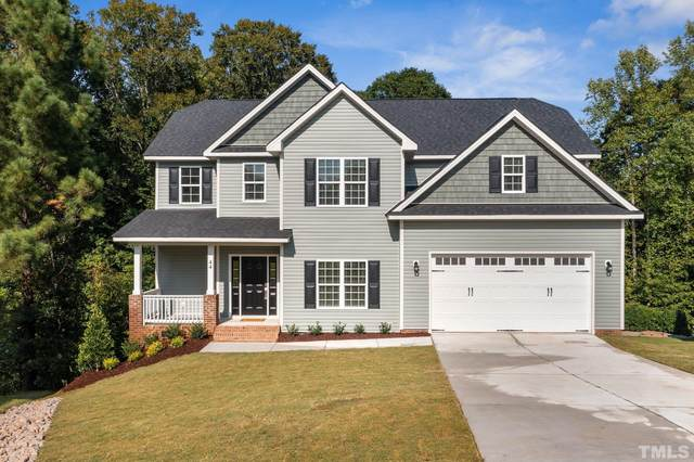 44 Grand Manor Court, Clayton, NC 27527 (MLS #2410682) :: The Oceanaire Realty