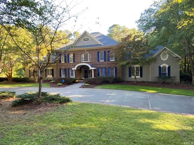 6732 Greywalls Lane, Raleigh, NC 27614 (#2410752) :: Steve Gunter Team