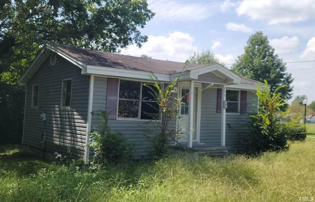 409 W Watson Street, Selma, NC 29576 (#2410862) :: Log Pond Realty