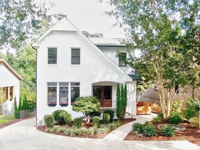 2642 St Marys Street, Raleigh, NC 27609 (#2411046) :: Log Pond Realty