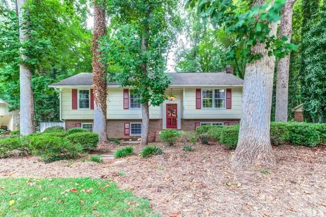 4312 Pickwick Drive, Raleigh, NC 27613 (#2411100) :: Steve Gunter Team