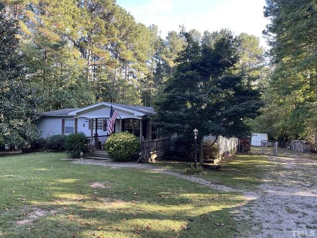 3190 Buckhorn Lane, Wake Forest, NC 27587 (#2411146) :: Log Pond Realty