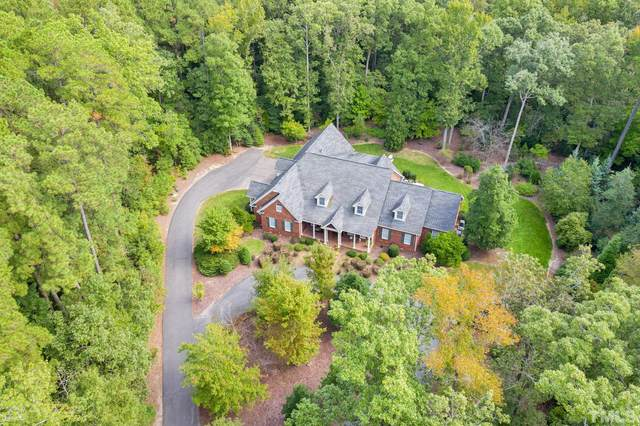 396 Shaddox Drive, New Hill, NC 27562 (#2411156) :: Log Pond Realty