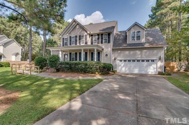 299 Cameron Drive, Raleigh, NC 27603 (#2411227) :: The Tammy Register Team