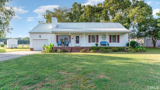 105 Parrish Drive, Pikeville, NC 27863 (#2411253) :: Marti Hampton Team brokered by eXp Realty