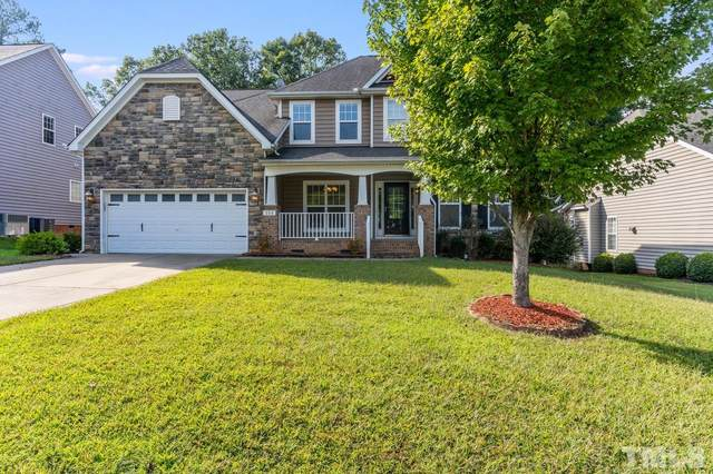 200 Chieftain Drive, Holly Springs, NC 27540 (MLS #2411312) :: The Oceanaire Realty