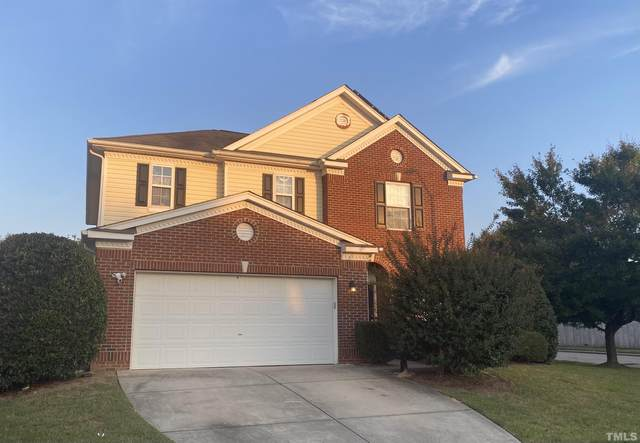 300 Cinder Cross Way, Garner, NC 27529 (#2411321) :: Choice Residential Real Estate