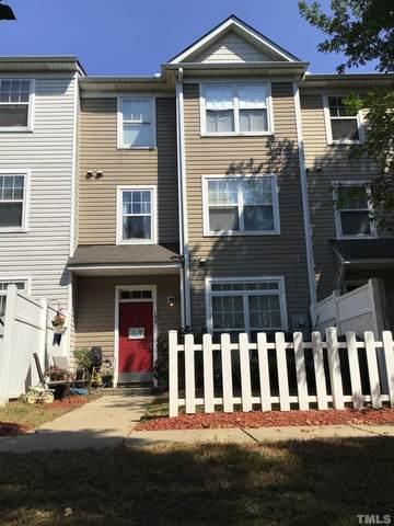 330 Gilman Lane #109, Raleigh, NC 27610 (#2411357) :: Steve Gunter Team