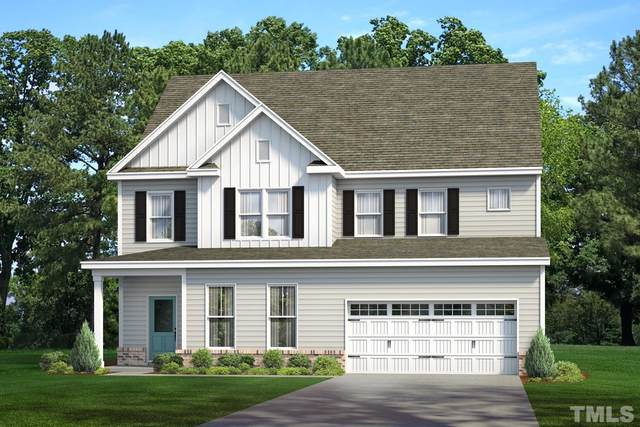 53 Old Pine Court Lot 46, Clayton, NC 27527 (#2411370) :: Marti Hampton Team brokered by eXp Realty