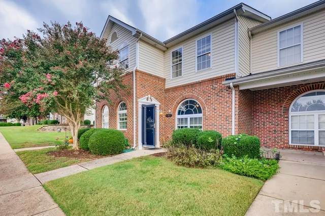 2121 Piney Brook Road #102, Raleigh, NC 27614 (#2411402) :: The Blackwell Group