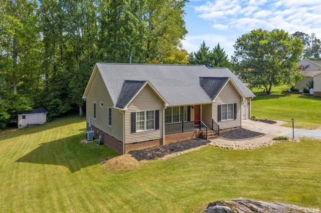 140 Cross Creek Court, Timberlake, NC 27583 (#2411414) :: Choice Residential Real Estate