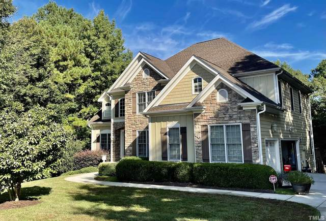 1200 Kalworth Road, Wake Forest, NC 27587 (#2411438) :: The Blackwell Group