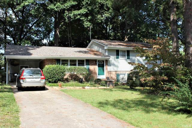 3205 Fairforest Place, Raleigh, NC 27604 (#2411444) :: The Blackwell Group