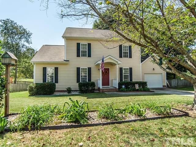 4108 Cashew Drive, Raleigh, NC 27616 (#2411481) :: The Tammy Register Team