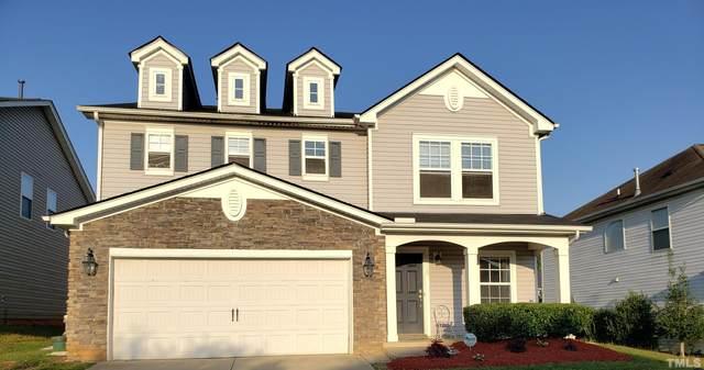 159 Averasboro Drive, Clayton, NC 27520 (#2411486) :: The Helbert Team