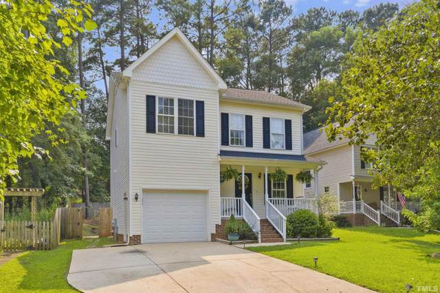 225 Whistling Swan, Wake Forest, NC 27587 (#2411675) :: The Blackwell Group