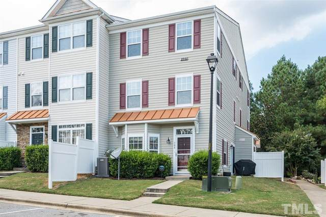2221 Raven Road #108, Raleigh, NC 27614 (#2411684) :: The Blackwell Group