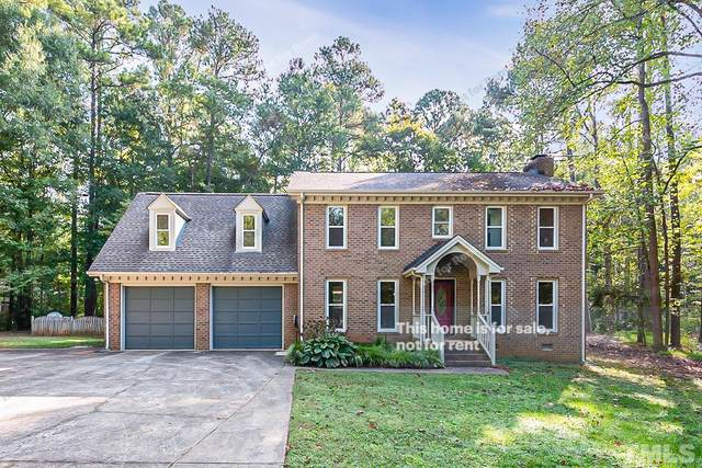 1605 Harmont Drive, Raleigh, NC 27603 (#2411727) :: The Tammy Register Team