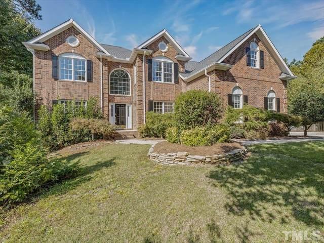 208 Haley House Lane, Cary, NC 27519 (#2411780) :: The Helbert Team