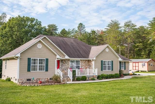 585 Quail Hollow Drive, Roxboro, NC 27574 (#2411798) :: Rachel Kendall Team