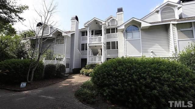 4900 Avenida Del Sol Drive #202, Raleigh, NC 27616 (#2411814) :: Steve Gunter Team