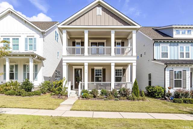 316 Levi Lane, Wake Forest, NC 27587 (#2411822) :: Marti Hampton Team brokered by eXp Realty