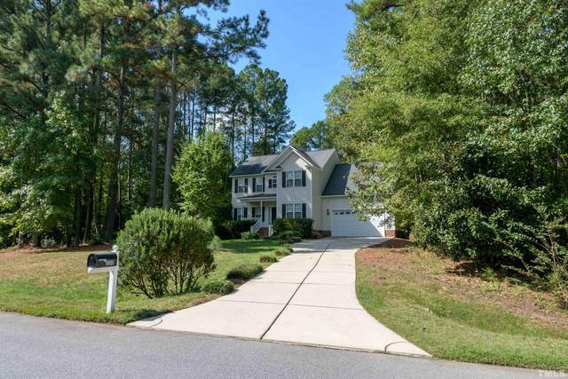 350 Barrette Lane, Wendell, NC 27591 (#2411885) :: Marti Hampton Team brokered by eXp Realty