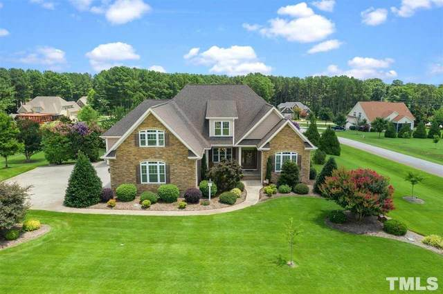 40 Princeton Manor Drive, Youngsville, NC 27596 (#2411916) :: Log Pond Realty