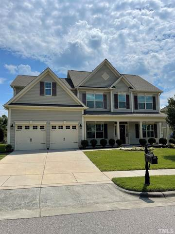 4905 Boulder Falls Court, Knightdale, NC 27545 (#2411988) :: The Blackwell Group