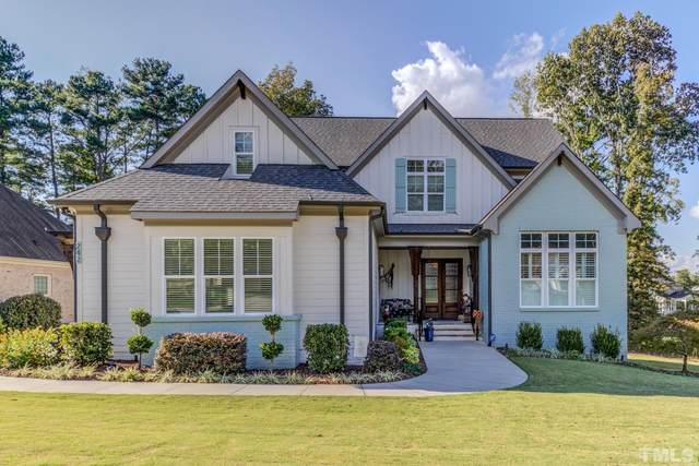 242 Capellan Street, Wake Forest, NC 27587 (#2412097) :: Log Pond Realty