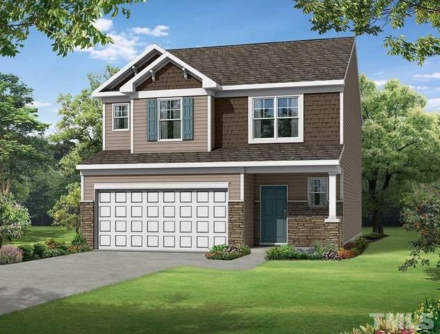 1615 Willbrook Drive, Fuquay Varina, NC 27526 (#2412112) :: The Blackwell Group