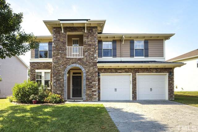 631 Piper Stream Circle, Cary, NC 27519 (MLS #2412139) :: The Oceanaire Realty