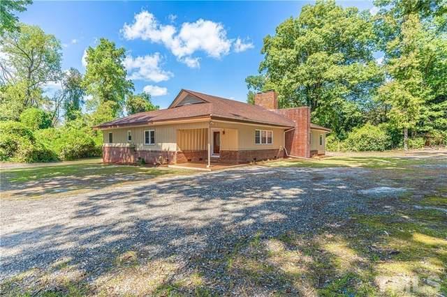 22 Butler Island Road, Roseboro, NC 28382 (#2412205) :: Scott Korbin Team