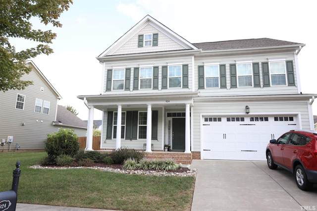 924 Palace Garden Way, Raleigh, NC 27603 (#2412318) :: The Blackwell Group