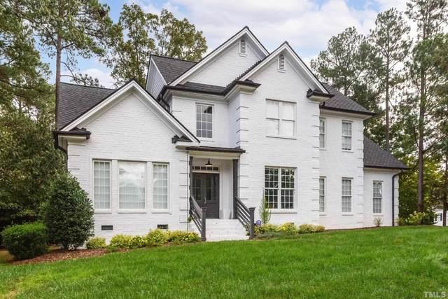 119 Preston Grande Way, Morrisville, NC 27560 (#2412321) :: Raleigh Cary Realty