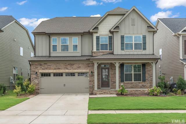 161 Martingale Drive, Holly Springs, NC 27540 (#2412357) :: The Blackwell Group