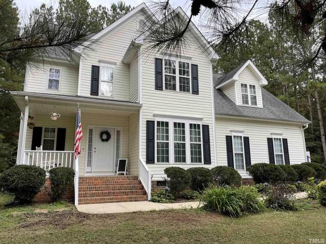 9004 Pageland Court, Wake Forest, NC 27587 (#2412399) :: The Blackwell Group