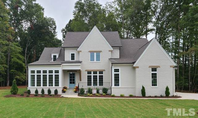 8036 Discovery Falls Trail, Wake Forest, NC 27587 (#2412451) :: The Helbert Team