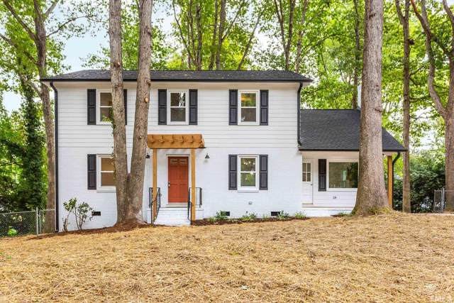 5508 Daywood Court, Raleigh, NC 27609 (#2412522) :: The Tammy Register Team