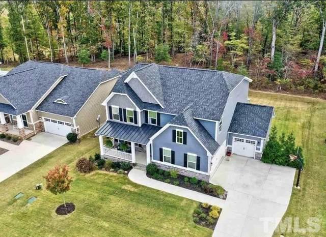 880 Legacy Falls Drive S, Chapel Hill, NC 27514 (#2412540) :: The Helbert Team