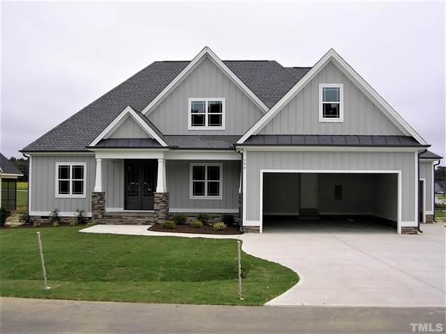 146 Vinson Park Drive #4, Archer Lodge, NC 27527 (#2412546) :: The Blackwell Group