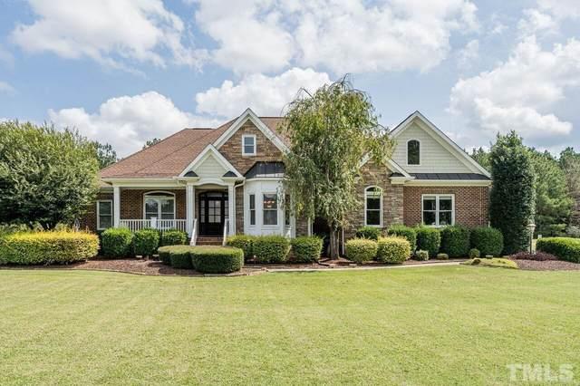 2901 Homegrown Place, Zebulon, NC 27597 (#2412596) :: Log Pond Realty