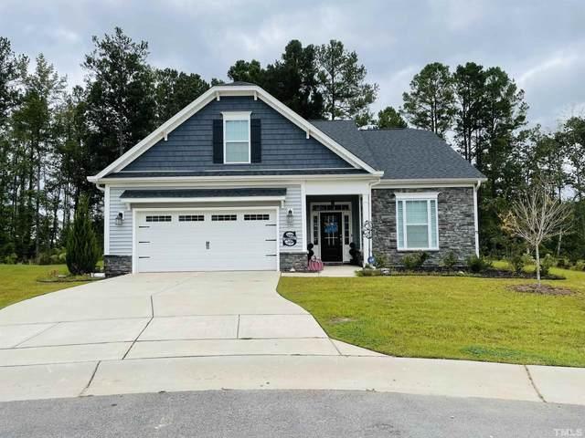 136 Bowhill Drive, Clayton, NC 27527 (#2412598) :: Log Pond Realty