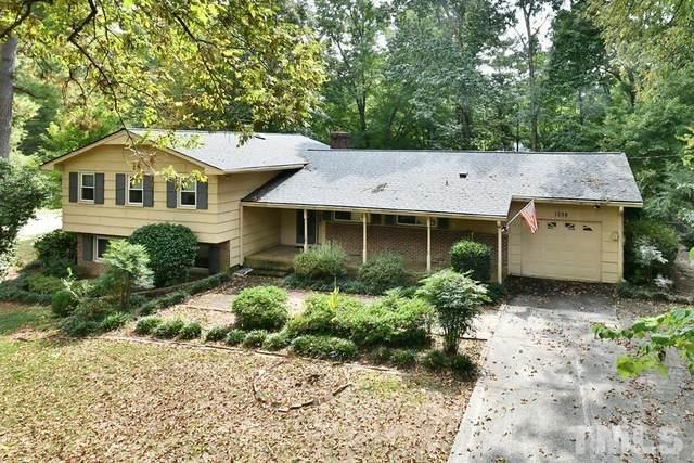1308 Wildwood Drive, Chapel Hill, NC 27517 (#2412631) :: Triangle Top Choice Realty, LLC