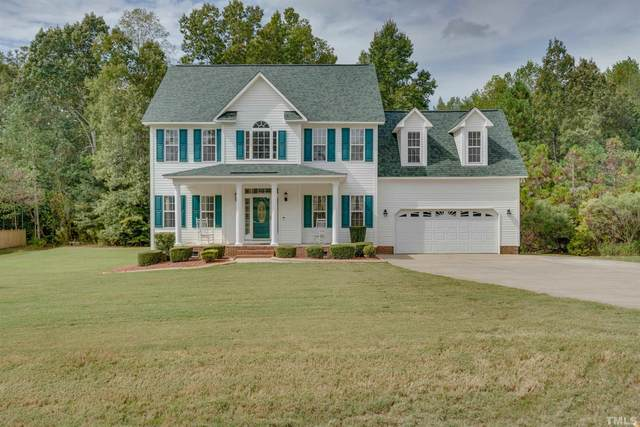 43 Fox Crossing Drive, Raleigh, NC 27603 (#2412634) :: The Blackwell Group